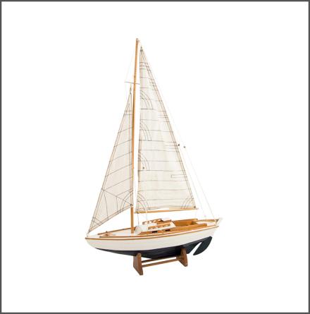 Segelbåt Folkbåt
